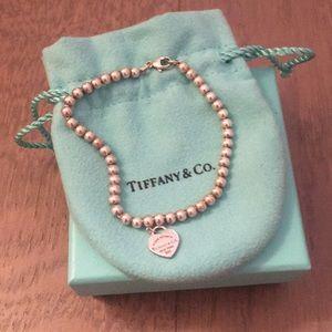 Tiffany & Co. beaded bracelet